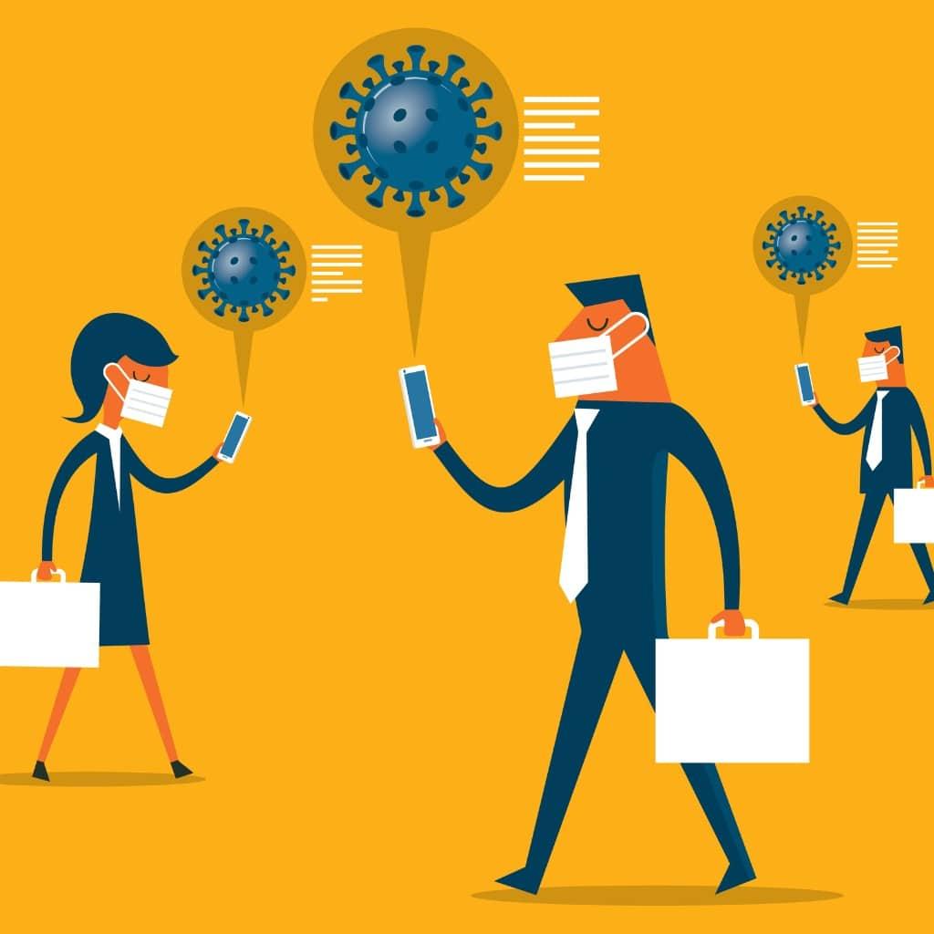 Coronavirus effects over the advertising ecosystem