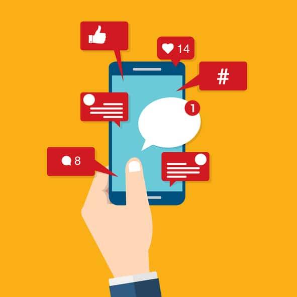 Top 5 benefits of Social Media Marketing